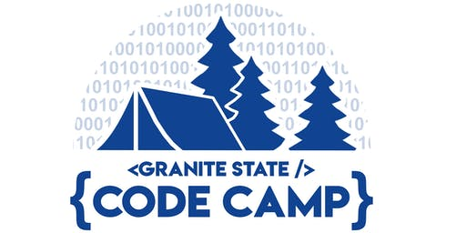 Granite State (New Hampshire) Code Camp 2019