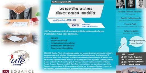 Les nouvelles solutions d'investissement immobilier