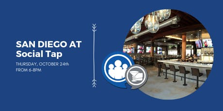 Network After Work San Diego at Social Tap tickets