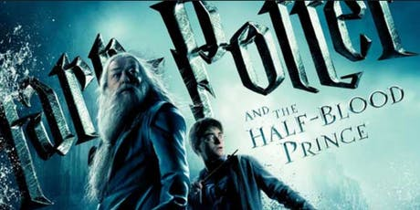 'Harry Potter and the Half-Blood Prince' Trivia at Railgarten tickets