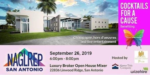 NAGLREP San Antonio Luxury Brokers Open Mixer Sept 26