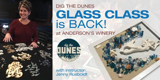 Glass Class at Anderson's Winery