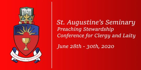 St. Augustine's Seminary Preaching Stewardship Conference tickets