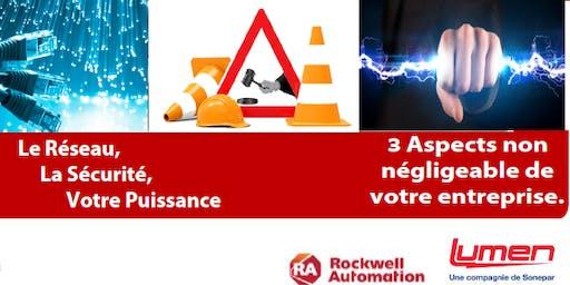 Séminaire Réseau, Sécurité et Puissance Rockwell (Longueuil)