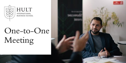 One-to-One Consultations in Turin - Global One-Year MBA Program