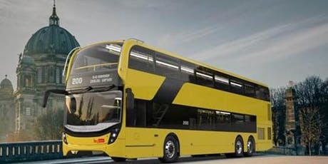 Engineering on the buses   Technical developments in the bus industry tickets