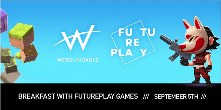 Women in Games Breakfast with Futureplay image