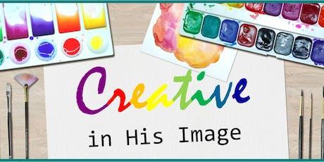 Creative in His Image: Jackson Pollock tickets