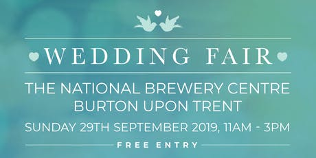 Burton Wedding Fair tickets