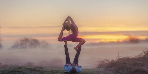 Introduction to AcroYoga 2 Week Course at AcroYogaDance Studio