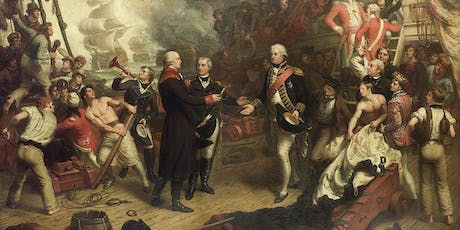 HMS Unicorn Lunchtime Talk - Admiral Duncan & the Battle of Camperdown tickets