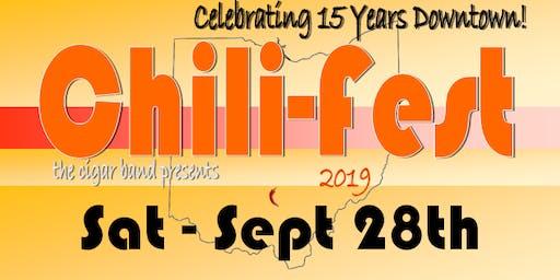 Chili-Fest 2019!