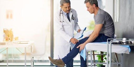 Hip and Knee Replacement Seminar