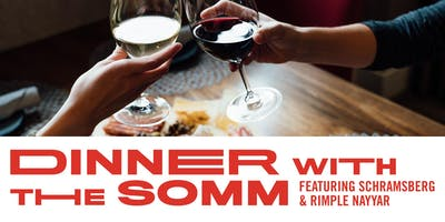 Dinner with the Somm, Shramsberg, Rimple Nayyar, and Chef Luke VerHulst