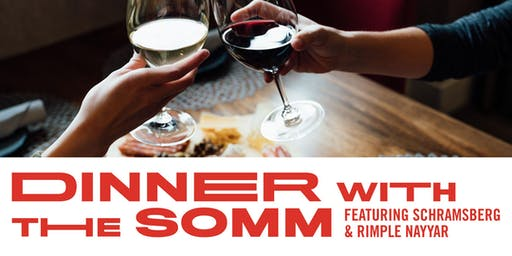 Dinner with the Somm, Schramsberg, Rimple Nayyar, and Chef Luke VerHulst