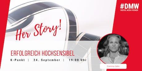 HerStory: Erfolgreich hochsensibel Tickets