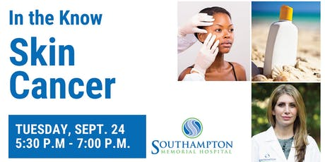 In the Know: Skin Cancer tickets