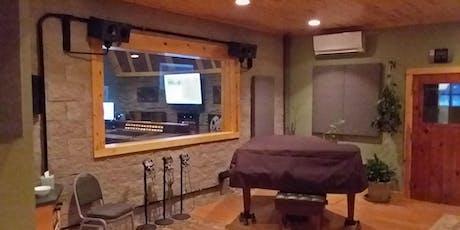 Music Recording Workshop October 4-5 tickets