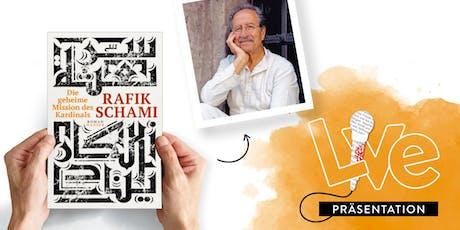 PRÄSENTATION: Rafik Schami Tickets