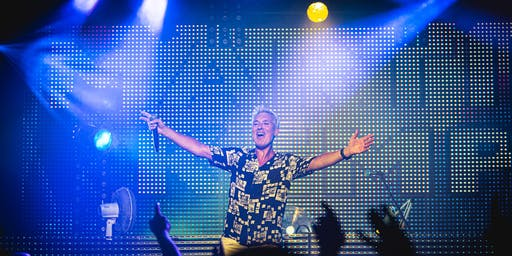 Martin Kemp's 'Back To The 80s Party'
