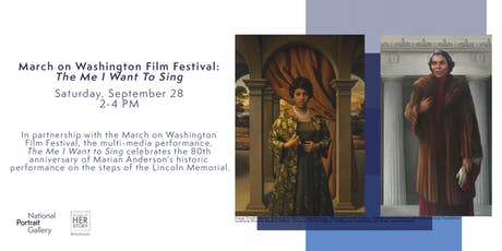 March on Washington Film Festival: The Me I Want to Sing tickets
