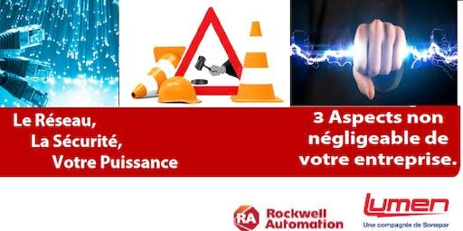Séminaire Réseau, Sécurité et Puissance Rockwell (MTL)