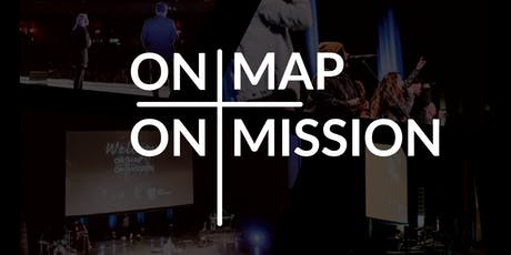 ON MAP ON MISSION tickets