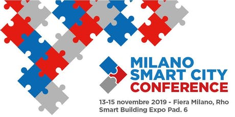 Milano Smart City Conference biglietti