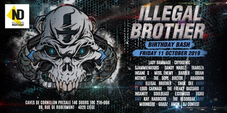 Bring Me Up Tempo - Illegal Brother Bday Bash billets
