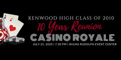 Casino Royale - KHS Class of 2010 Reunion