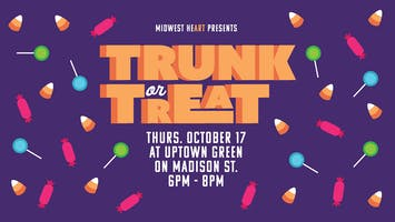 Trunk or Treat on Uptown Green Green