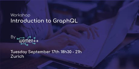 Introduction to GraphQL Workshop - back-end (prep Hack'n'Lead) tickets
