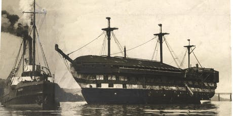 HMS Unicorn Lunchtime Talk - The History of the Mars Training Ship tickets