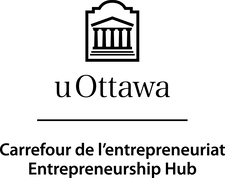 Carrefour de l'entrepreneuriat | uOttawa | Entrepreneurship Hub  logo