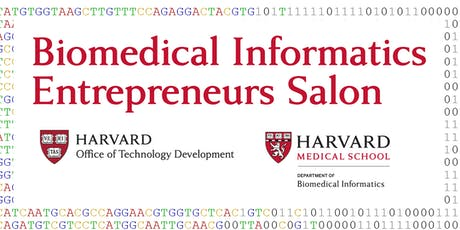 Biomedical Informatics Entrepreneurs Salon: Jamie Heywood, PatientsLikeMe tickets