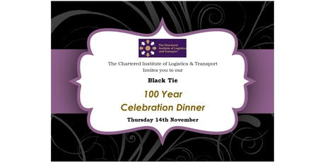 CILT 100 Year Celebration Black Tie Dinner tickets