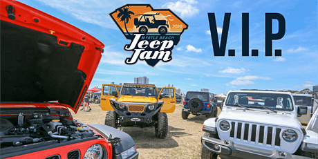 M.B. Jeep Jam 2020 VIP tickets