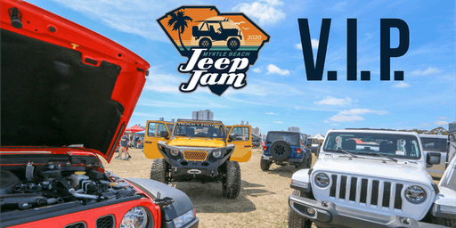 M.B. Jeep Jam 2020 VIP