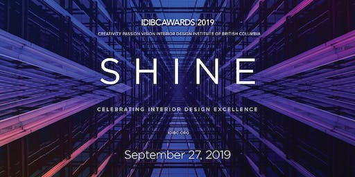 IDIBC SHINE Awards of Excellence Gala 2019