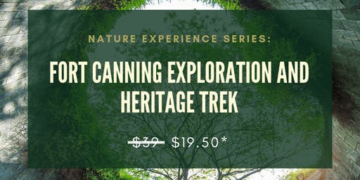 22 SEP: (50% OFF) NATURE EXPERIENCE SERIES: FORT CANNING EXPLORATION AND HERITAGE TREK