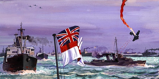 HMS Unicorn Lunchtime Talk - Dundee & the Russian Convoys