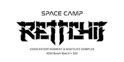 RETTCHIT @ SPACE CAMP
