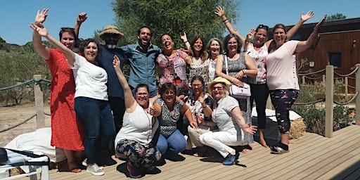Retiro do Riso e Curso de Líder de Yoga do Riso - Biovilla