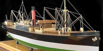 HMS Unicorn Lunchtime Talk - Dundee's Model Ships