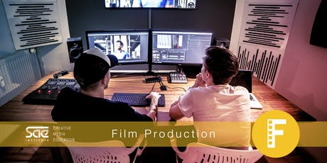 Workshop: Film Production - Von Schnitttechniken über Transitions bis zum passenden Look Tickets