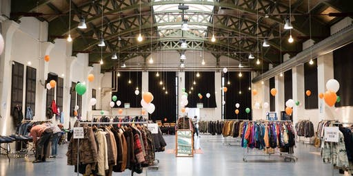 FREE TICKETS: Vintage Kilo Sale • Mönchengladbach • VinoKilo