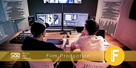 Workshop: Film Production - Von Schnitttechniken über Transitions bis zum passenden Look Tickets