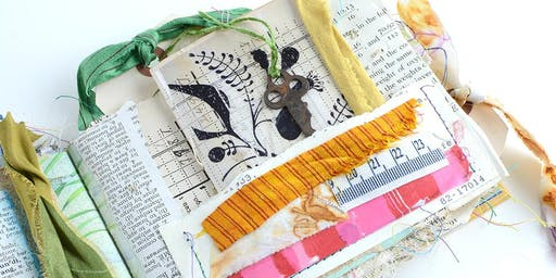 Altered Book - Thursday Class