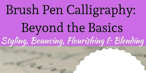 Beyond the Basics of Modern Calligraphy