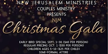 New Jerusalem Ministries Christmas Gala tickets